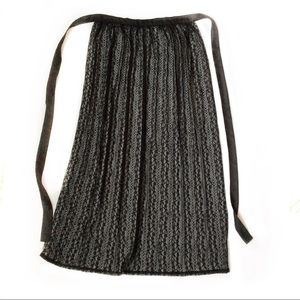 COPY - New black lace dirndle apron Women costume…